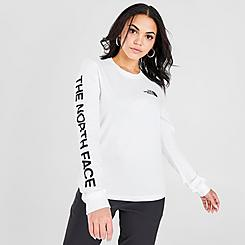 Women's The North Face Long-Sleeve T-Shirt