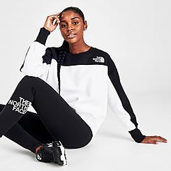Women's The North Face Heavyweight Reverse-Weave Crew Sweatshirt