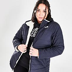 Women's The North Face Mossbud Insulated Reversible Jacket (Plus Size)