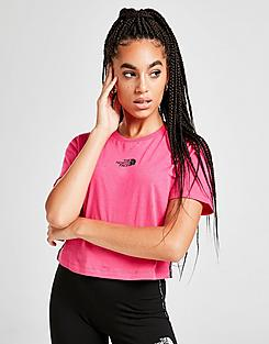 Women's The North Face Tape Crop T-Shirt