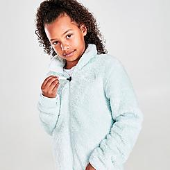 Girls' The North Face Suave Oso Full-Zip Fleece Jacket