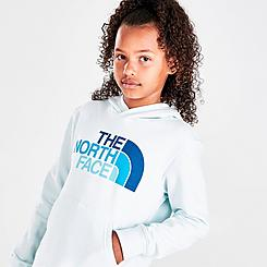 Girls' The North Face Camp Fleece Pullover Hoodie