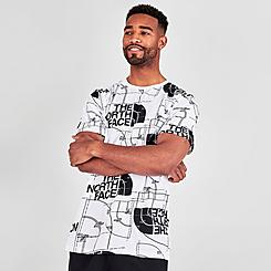 Men's The North Face Allover Print T-Shirt