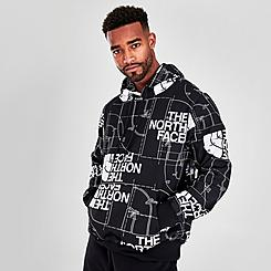 Men's The North Face Half Dome AOP Pullover Hoodie