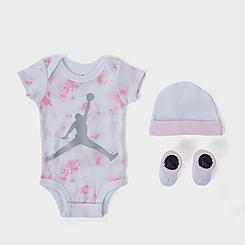 Infant Jordan Tie-Dye 3-Piece Box Set