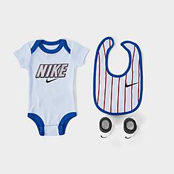 Boys' Infant Nike Baseball 3-Piece Box Set