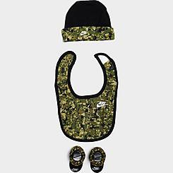 Boys' Infant Nike Digi Camo Gift Box Set (3-Piece)