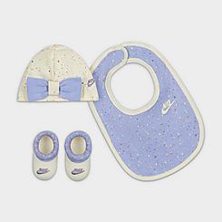 Girls' Infant Nike Futura Speckled 3-Piece Set