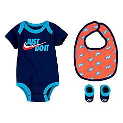 Boys' Infant Nike JDI 3-Piece Gift Box Set