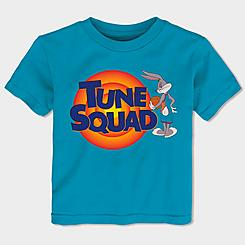 Little Kids' Mitchell & Ness x Space Jam Tune Squad Bugs T-Shirt