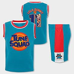Kids' Toddler Mitchell & Ness x Space Jam Mesh Tank and Shorts Set