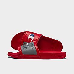 Big Kids' Champion IPO Jock Tag Slide Sandals