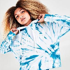 Women's Calvin Klein Performance Tie-Dye Hoodie