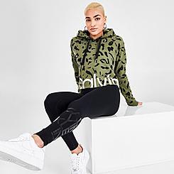 Women's Calvin Klein Double Logo Leggings