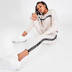 Women's Calvin Klein Logo Tape Skinny Jogger Pants