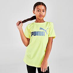 Kids' Puma Logo T-Shirt