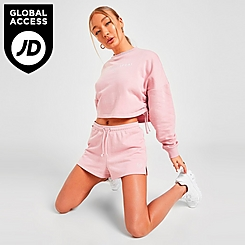 Women's Pink Soda Sport Shorts