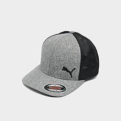 Puma Evercat Keller Flexfit Fitted Trucker Hat