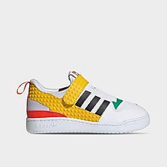 Little Kids' adidas Originals x LEGO® Forum 360 Casual Shoes