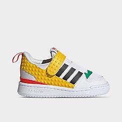 Kids' Toddler adidas Originals x LEGO® Forum 360 Casual Shoes