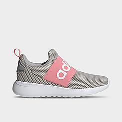 Girls' Big Kids' adidas Essentials Lite Racer Adapt 4.0 Casual Shoes