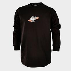 Boys' Rascal Camo Pop Long-Sleeve T-Shirt