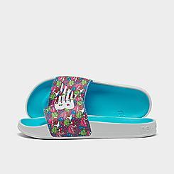 Men's New Balance x Jolly Rancher Slide Sandals