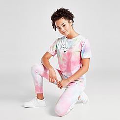 Girls' Sonneti Joy Tie-Dye Boyfriend T-Shirt