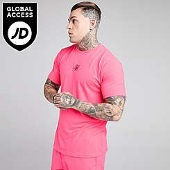 Men's SikSilk Fitted T-Shirt