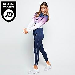 Women's SikSilk Fade Track Pants