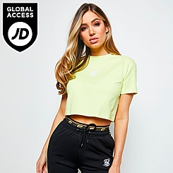 Women's SikSilk Retro Box T-Shirt