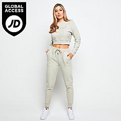 Women's SikSilk Half Jogger Pants