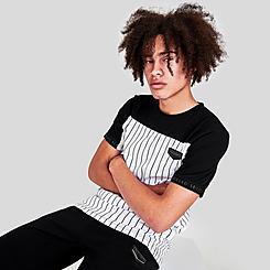 Men's Supply & Demand Duo Pinstripe T-Shirt