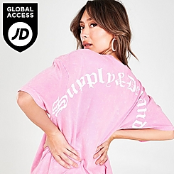 Women's Supply & Demand NYC Acid T-Shirt