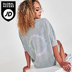 Women's Supply & Demand Gothic Washed T-Shirt