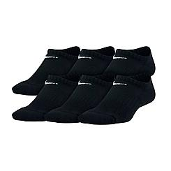 Kids' Nike 6-Pack No-Show Socks