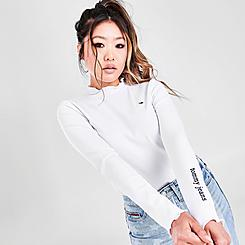 Women's Tommy Jeans Ribbed Bodysuit