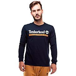 Men's Timberland Established 1973 Long-Sleeve T-Shirt