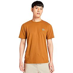 Men's Timberland Boot Logo T-Shirt