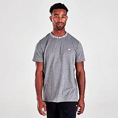 Men's Lacoste Branded Collar T-Shirt