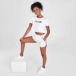 Women's Tommy Hilfiger Nylon Shorts