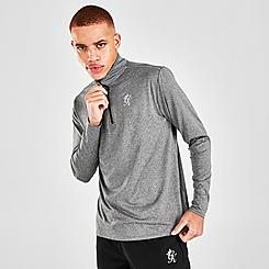 Men's Gym King Bryce Half-Zip Sweatshirt