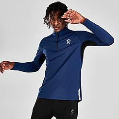 Men's Gym King Race Half-Zip Sweatshirt