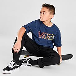 Boys' Vans Classic Logo Fill T-Shirt