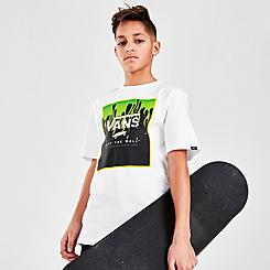 Boys' Vans Logo Print Box T-Shirt