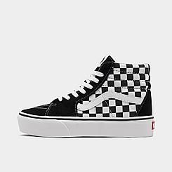 Women's Vans Sk8-Hi Platform 2.0 Casual Shoes