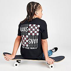 Kids' Vans Autism Acceptance OTW Checker Stack T-Shirt