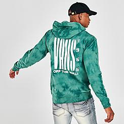 Men's Vans Spaced Tie-Dye Hoodie