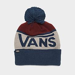 Men's Vans Stripe Pom Beanie Hat