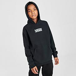 Boys' Vans Versa Standard Box Logo Hoodie